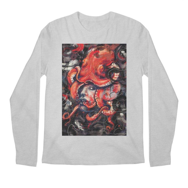 Empress Octo Men's Longsleeve T-Shirt by nicebleed