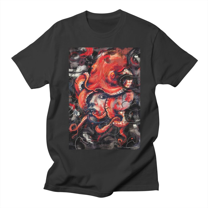 Empress Octo Women's Unisex T-Shirt by nicebleed