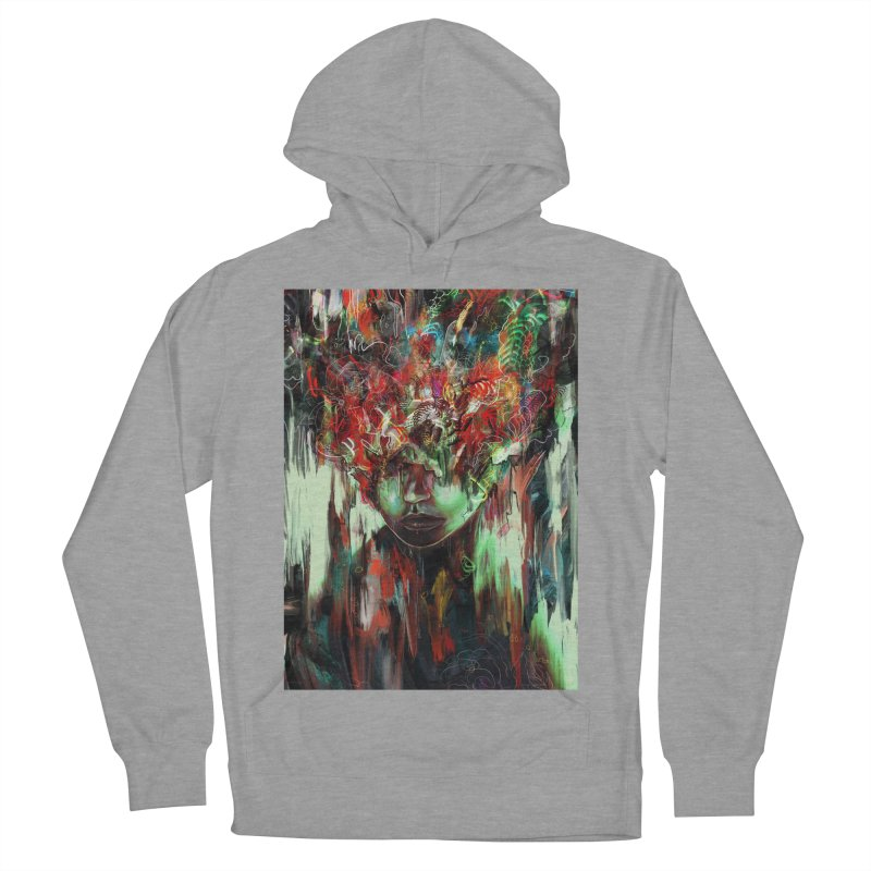 Chaotic Mind Men's Pullover Hoody by nicebleed