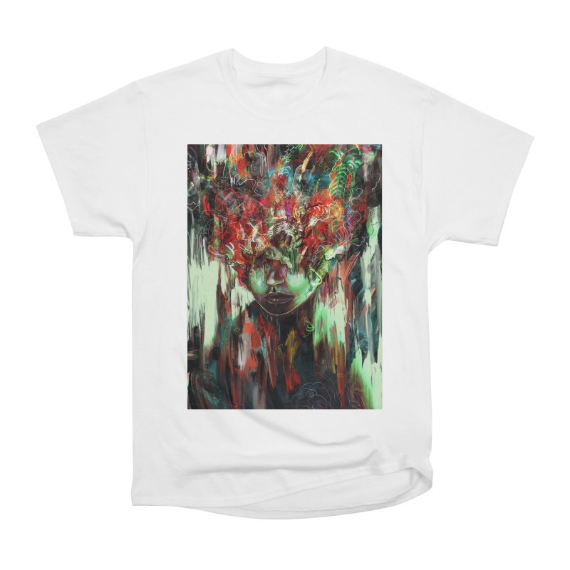 Chaotic Mind Women's Classic Unisex T-Shirt by nicebleed