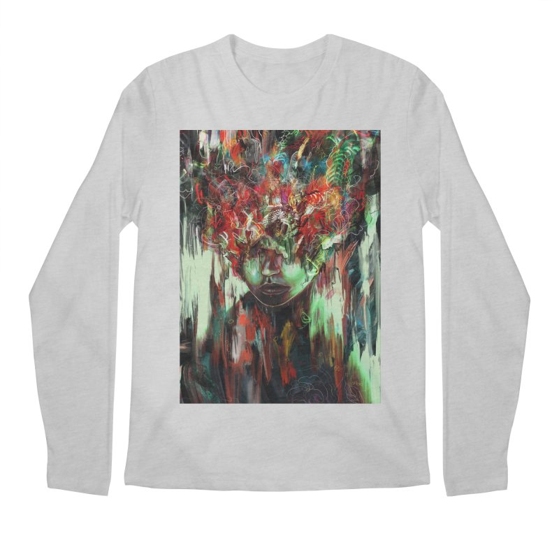 Chaotic Mind Men's Longsleeve T-Shirt by nicebleed