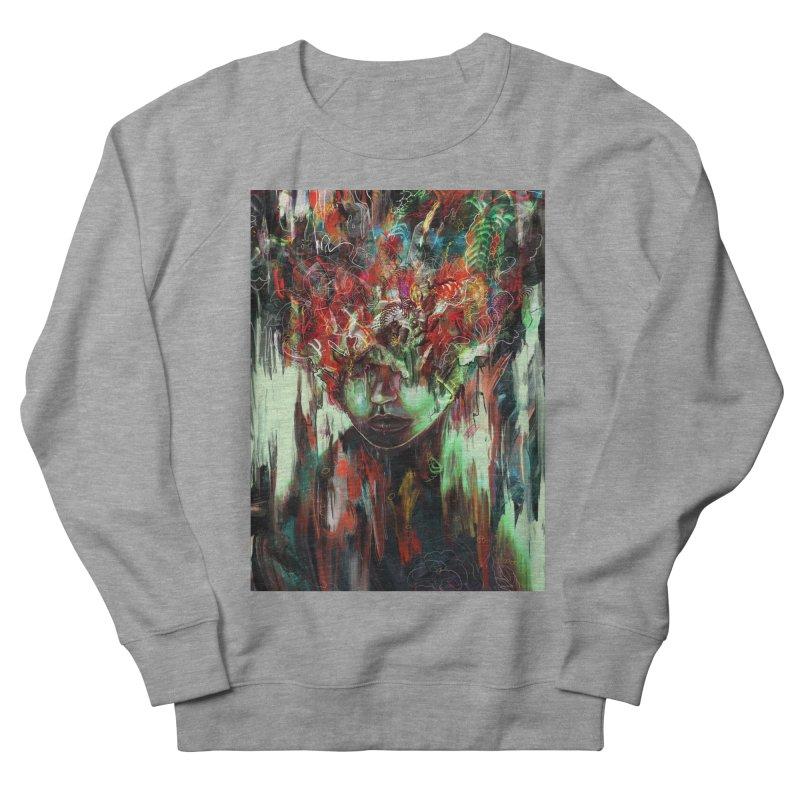 Chaotic Mind Women's Sweatshirt by nicebleed