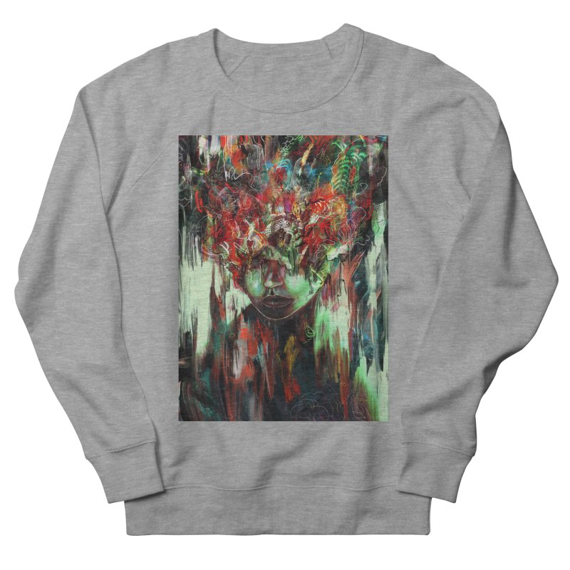 Chaotic Mind Men's Sweatshirt by nicebleed