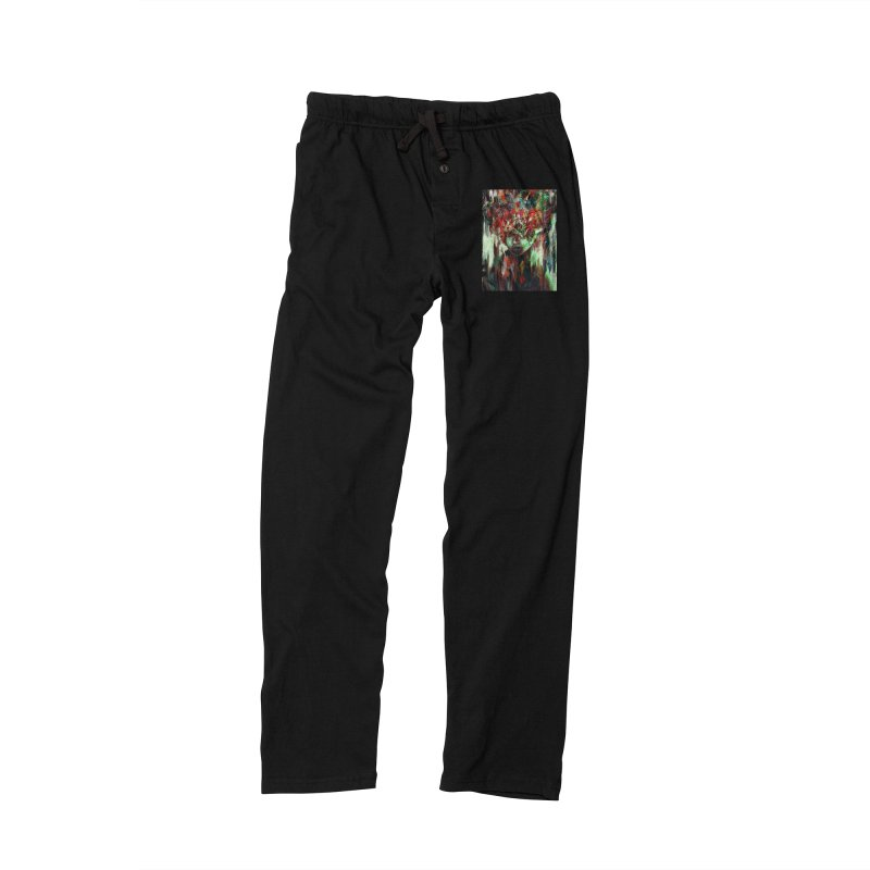 Chaotic Mind Women's Lounge Pants by nicebleed