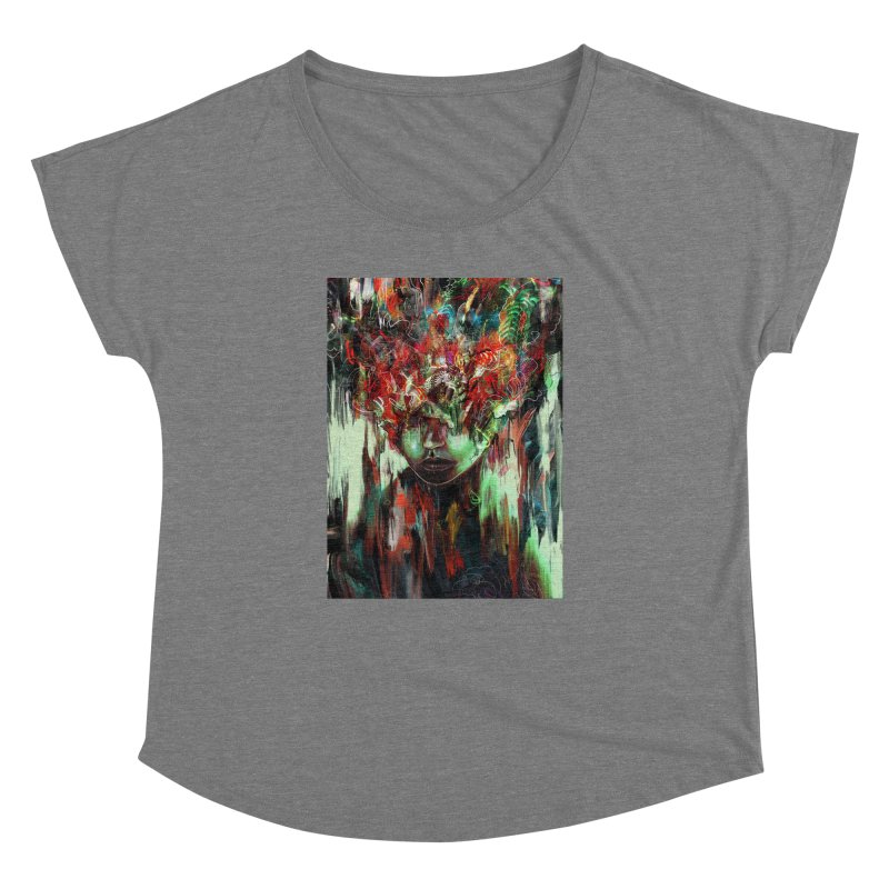 Chaotic Mind Women's Dolman by nicebleed