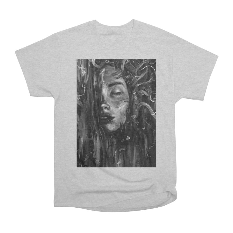 Deep Women's Classic Unisex T-Shirt by nicebleed