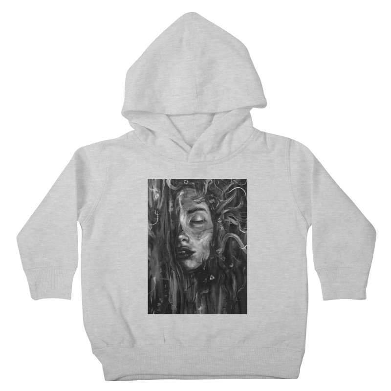 Deep Kids Toddler Pullover Hoody by nicebleed