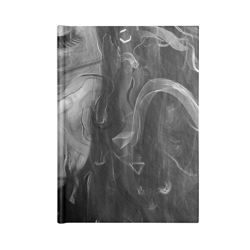 Deep Accessories Notebook by nicebleed