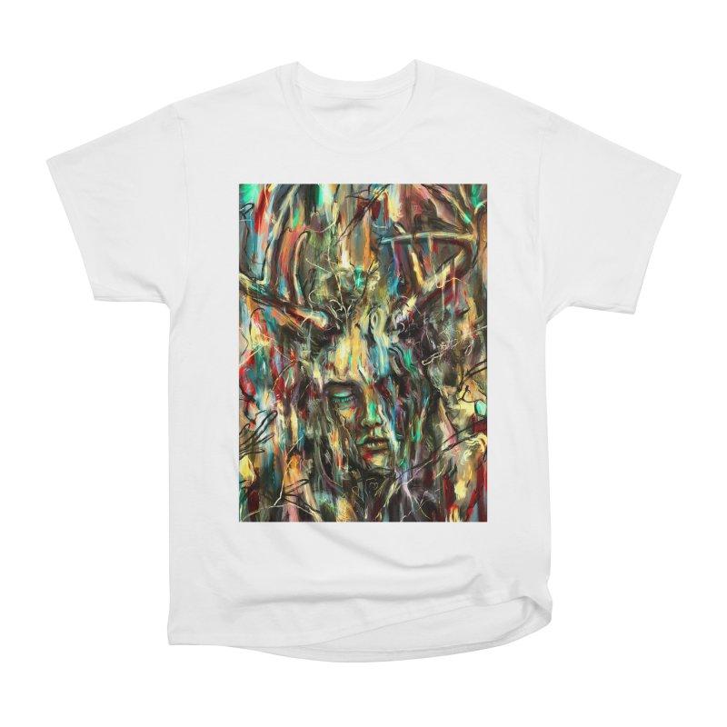 Villain Men's Classic T-Shirt by nicebleed