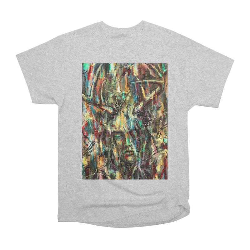 Villain Women's Classic Unisex T-Shirt by nicebleed