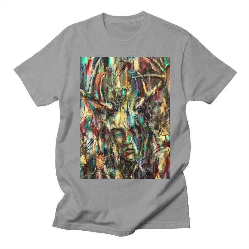 Villain Men's T-Shirt by nicebleed