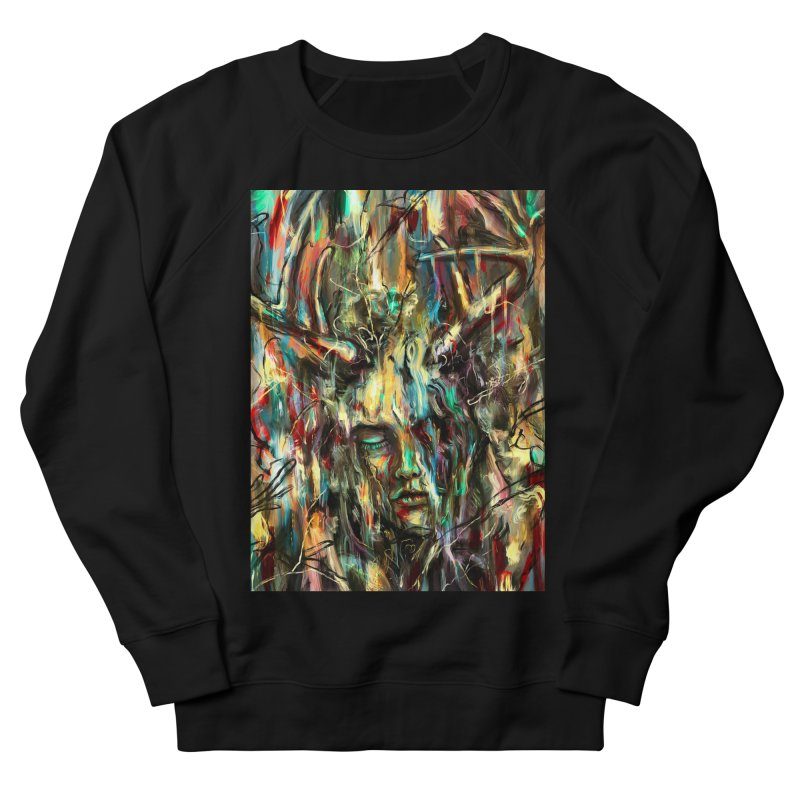 Villain Women's Sweatshirt by nicebleed