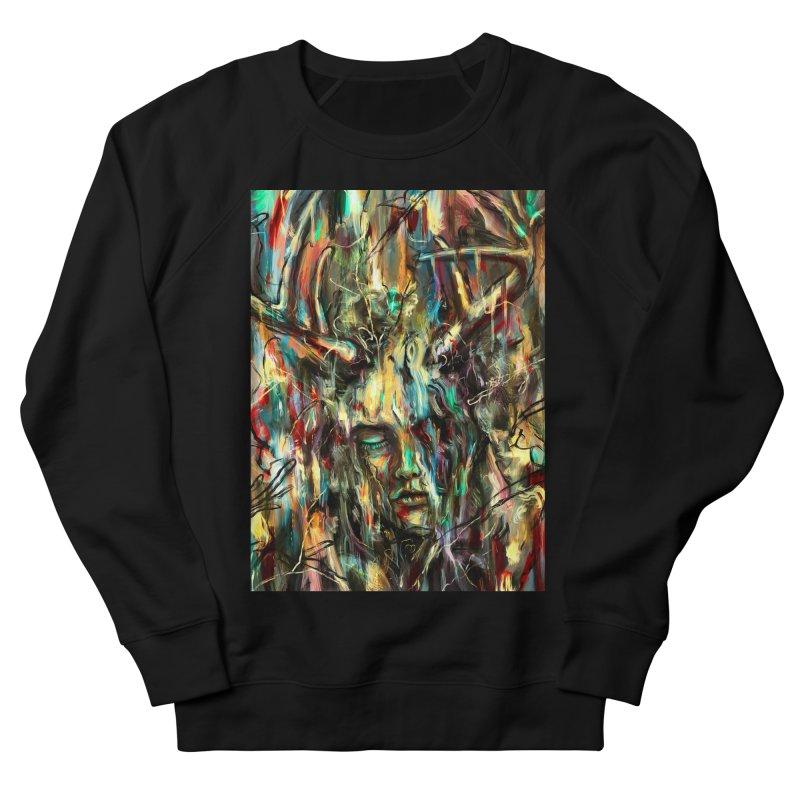 Villain Men's Sweatshirt by nicebleed