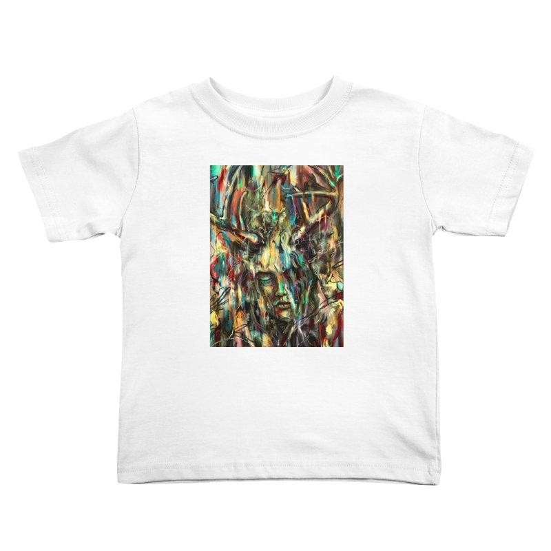Villain Kids Toddler T-Shirt by nicebleed
