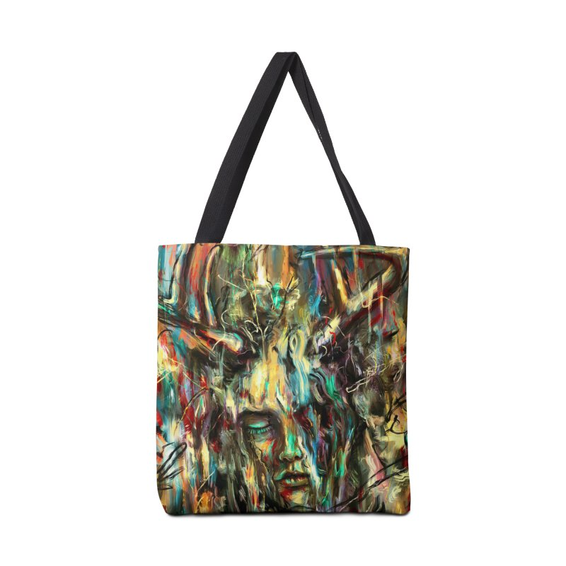 Villain Accessories Bag by nicebleed
