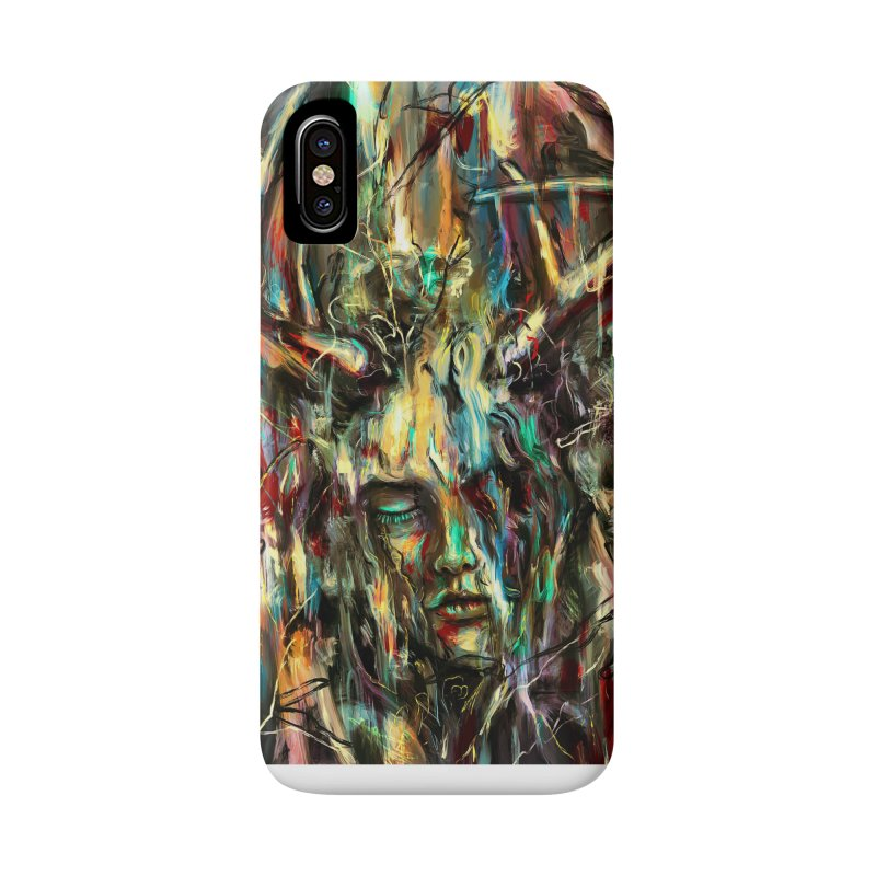 Villain Accessories Phone Case by nicebleed