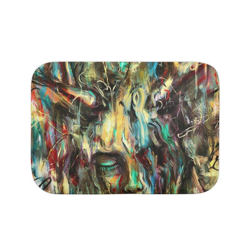 Villain Home Bath Mat by nicebleed