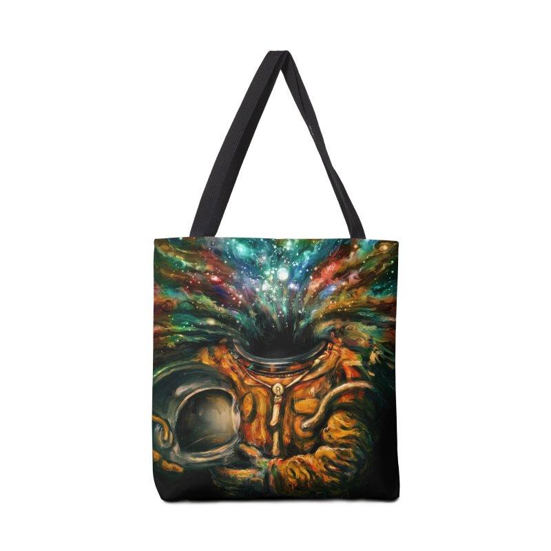 Inhale Accessories Bag by nicebleed