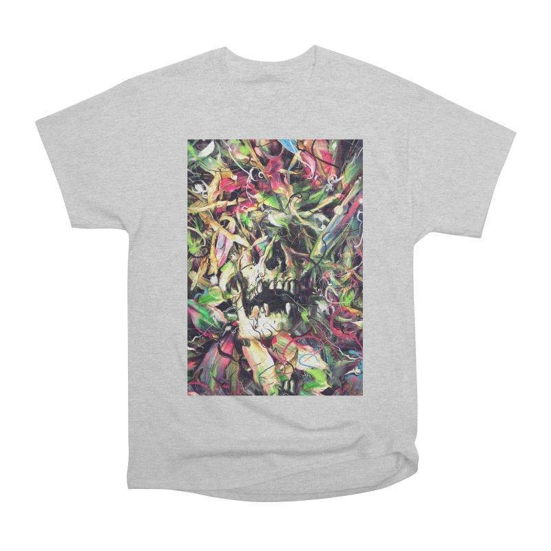 Buried Women's Classic Unisex T-Shirt by nicebleed