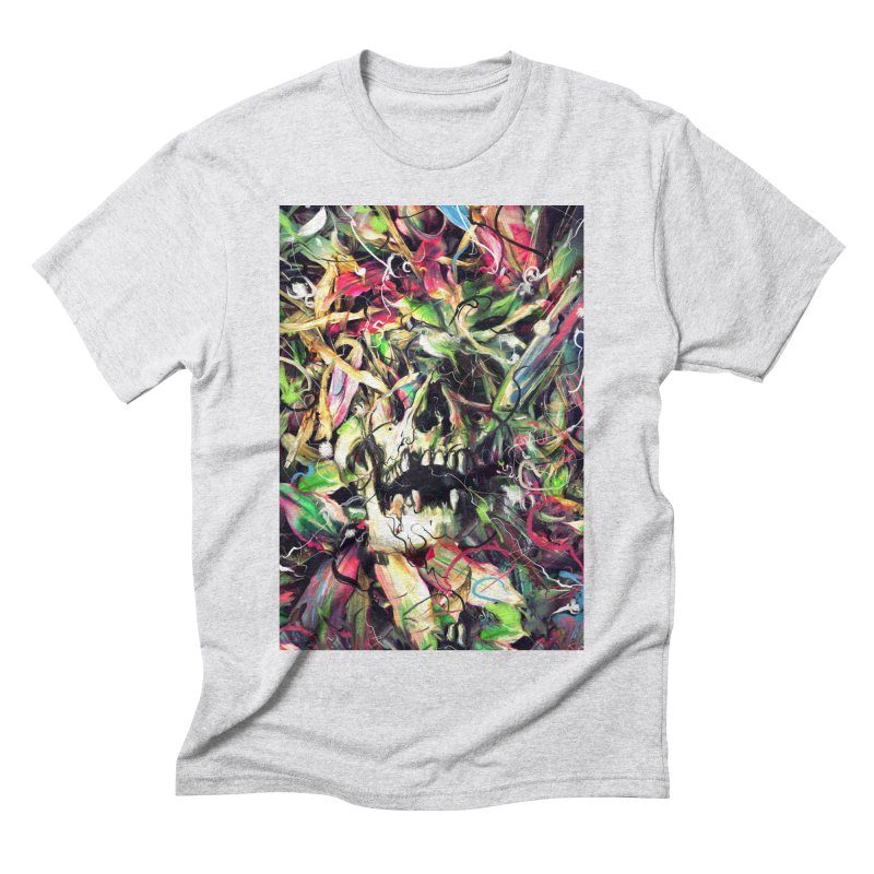 Buried Men's Triblend T-shirt by nicebleed