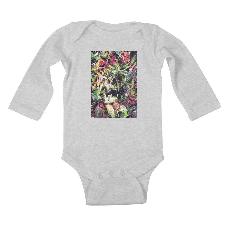 Buried Kids Baby Longsleeve Bodysuit by nicebleed