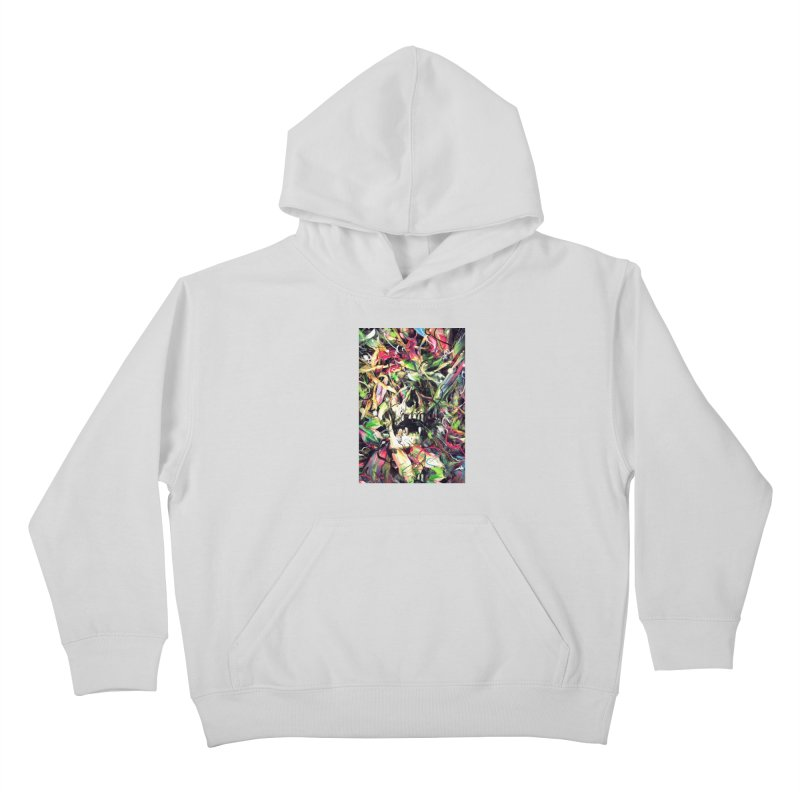 Buried Kids Pullover Hoody by nicebleed