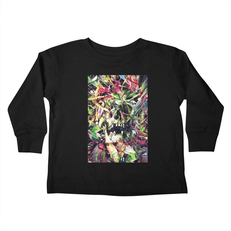 Buried Kids Toddler Longsleeve T-Shirt by nicebleed