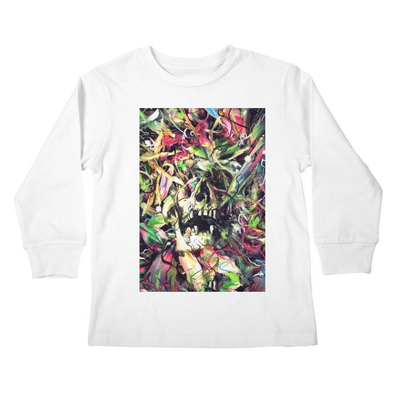 Buried Kids Longsleeve T-Shirt by nicebleed
