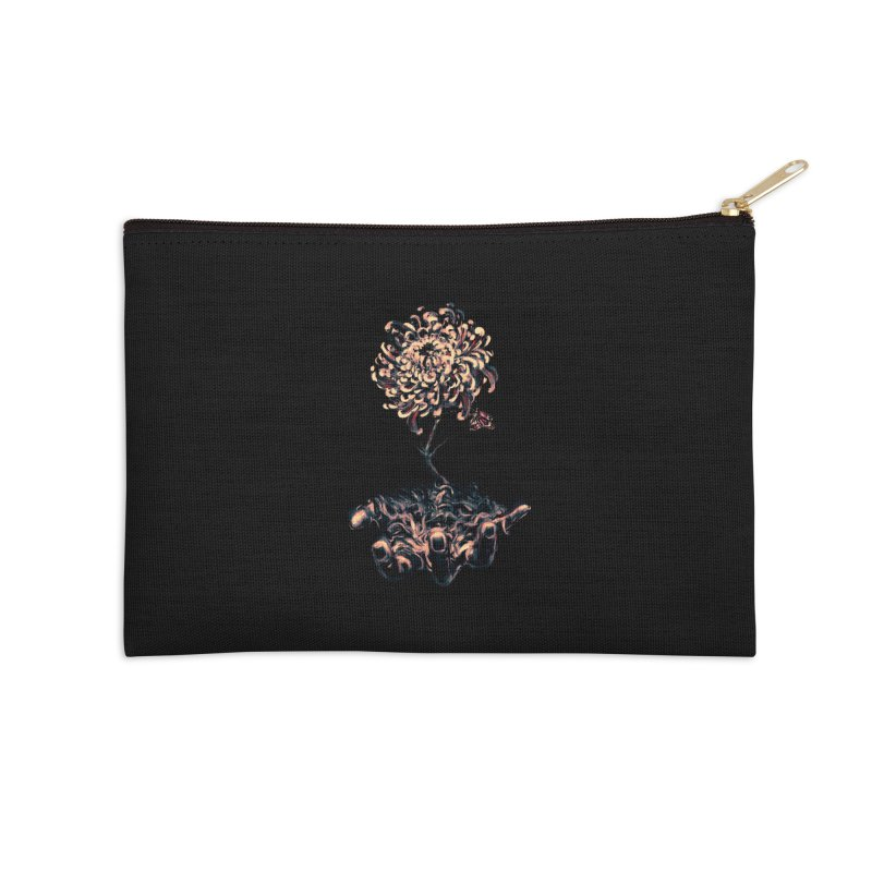 Symbiosis Accessories Zip Pouch by nicebleed