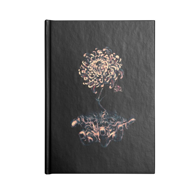 Symbiosis Accessories Notebook by nicebleed