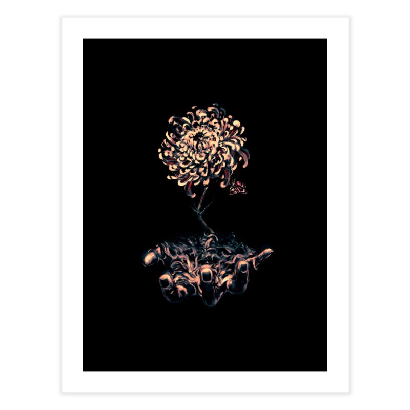 Symbiosis Home Fine Art Print by nicebleed