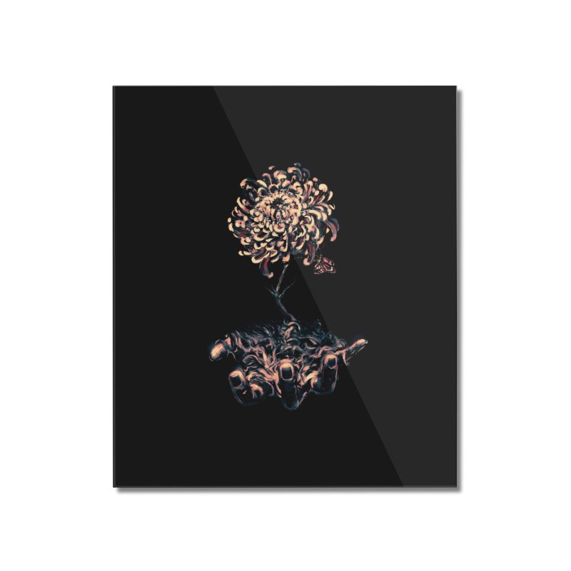 Symbiosis Home Mounted Acrylic Print by nicebleed