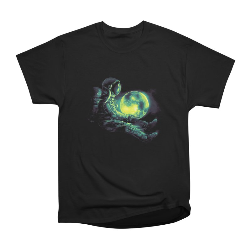 Moon Play Men's Classic T-Shirt by nicebleed