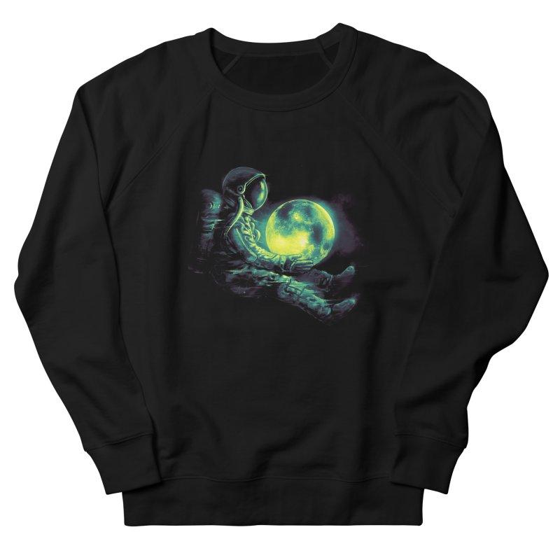 Moon Play Men's Sweatshirt by nicebleed
