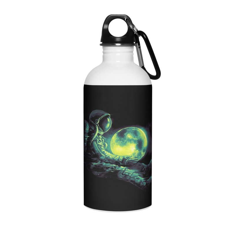 Moon Play Accessories Water Bottle by nicebleed