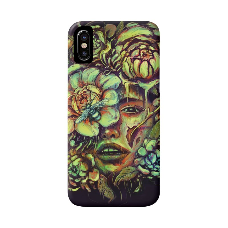 Pollinate Accessories Phone Case by nicebleed