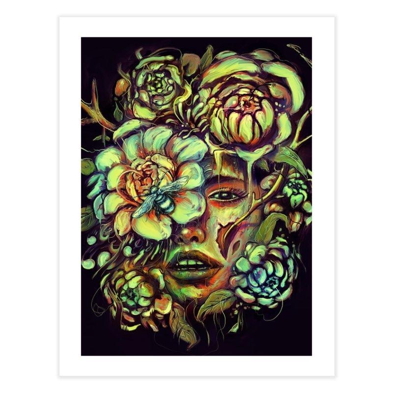 Pollinate Home Fine Art Print by nicebleed