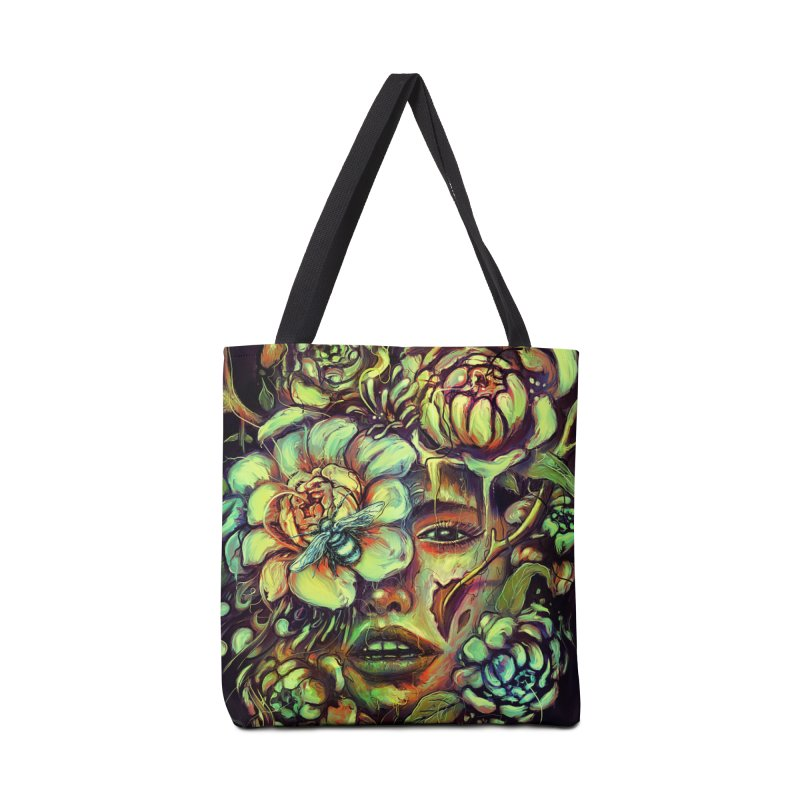 Pollinate Accessories Bag by nicebleed
