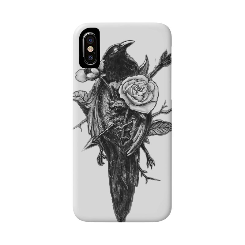 Premonition Accessories Phone Case by nicebleed