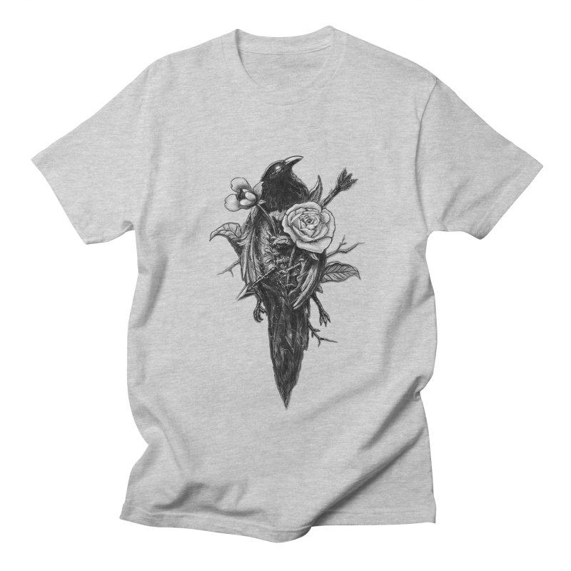 Premonition Men's T-Shirt by nicebleed