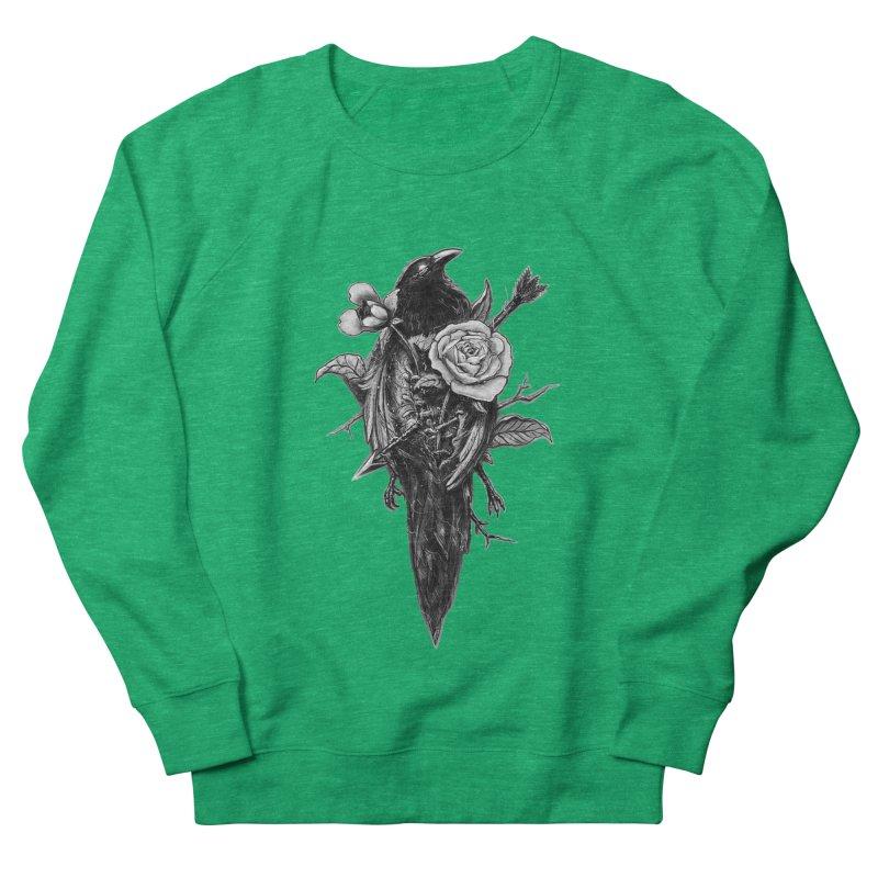 Premonition Men's Sweatshirt by nicebleed