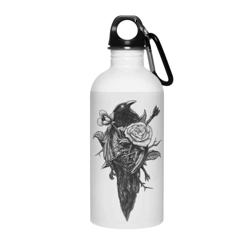 Premonition Accessories Water Bottle by nicebleed