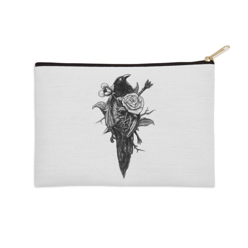 Premonition Accessories Zip Pouch by nicebleed
