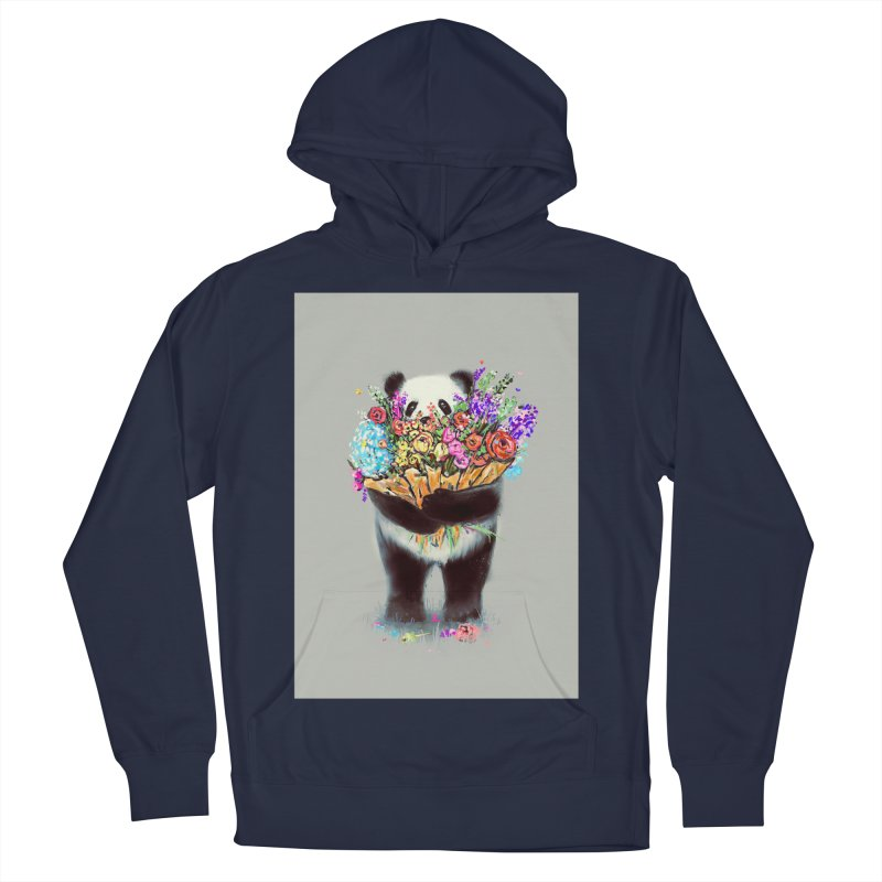 Flowers For You Men's Pullover Hoody by nicebleed