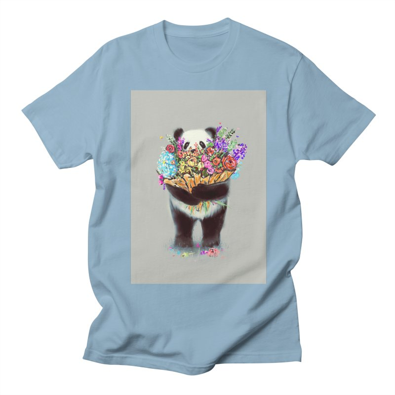 Flowers For You Men's T-Shirt by nicebleed