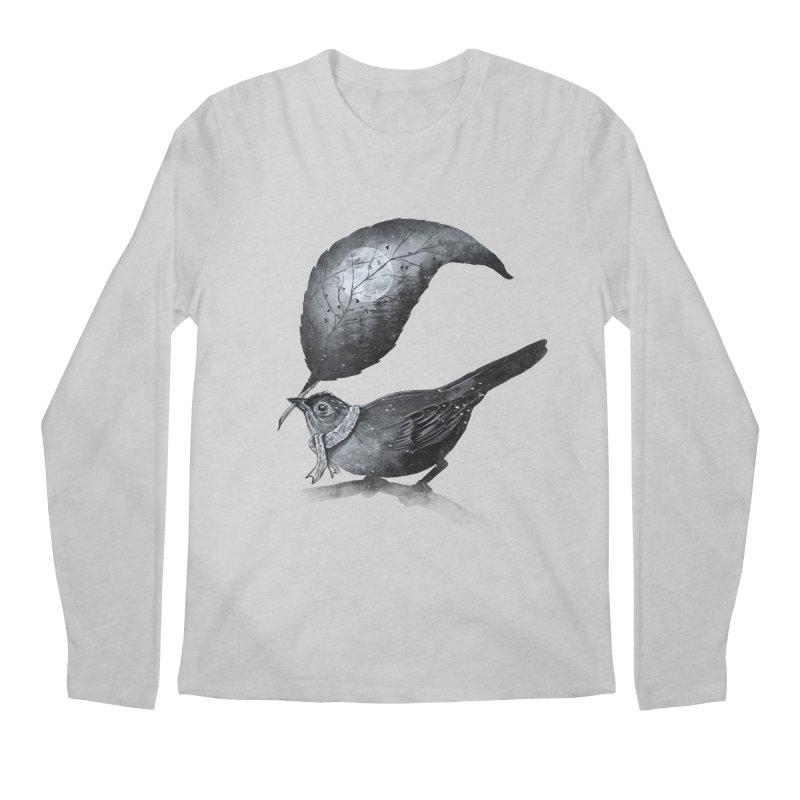 The Messenger II Men's Longsleeve T-Shirt by nicebleed