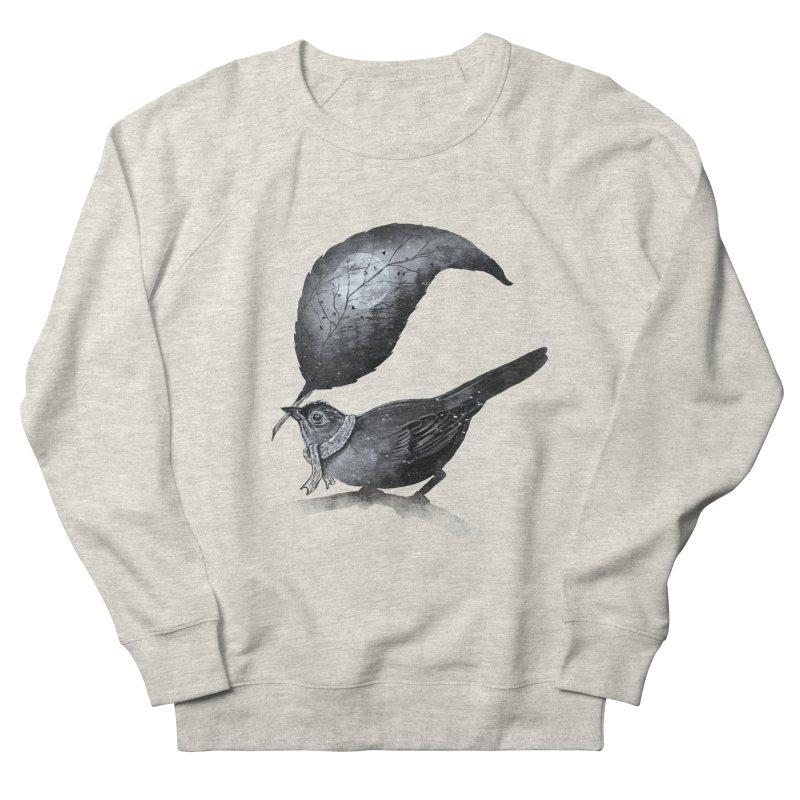The Messenger II Men's Sweatshirt by nicebleed