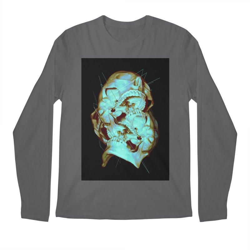 Dual Men's Longsleeve T-Shirt by nicebleed