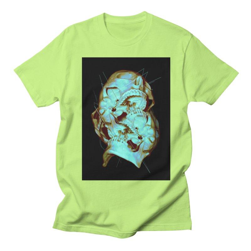 Dual Men's T-Shirt by nicebleed