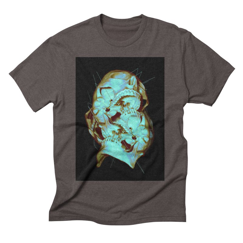 Dual Men's Triblend T-Shirt by nicebleed